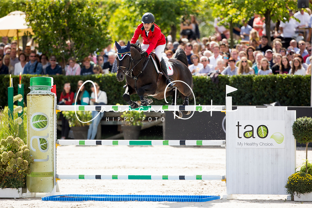 Azcarraga Andres, MEX, Contendros 2<br /> Brussels Stephex Masters<br /> © Hippo Foto - Sharon Vandeput<br /> 1/09/19