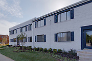 Architectural Image of the Residences at Silver Hill Apartments in Suiland Maryland by Jeffrey Sauers of Commercial Photographics, Architectural Photo Artistry in Washington DC, Virginia to Florida and PA to New England