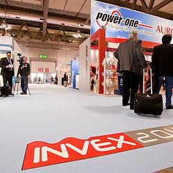 MILAN, NOV 17-19: Power-One stand at INVEX / ENERSOLAR+ 2010, International fair on solar energy, in Milan Fair, Nov 17-19, 2010.