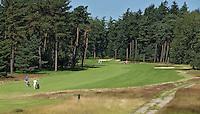 LEUSDEN - Hole 16. Golfclub De Hoge Kleij. COPYRIGHT KOEN SUYK