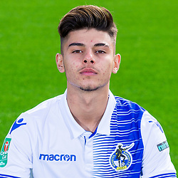 Lucas Tomlinson - Ryan Hiscott/JMP - 14/09/2018 - FOOTBALL - Lockleaze Sports Centre - Bristol, England - Bristol Rovers U18 Academy Headshots and Team Photo