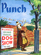 Punch (Front cover, 22 June 1960)
