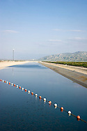 California Aqueduct, San Joaquin Valley, Kern County