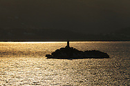 Island in the Mediterranean sea, Greek Ionian Islands, Grece