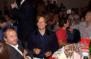 Mark Borkowski, The Q Awards 2004, Grosvenor House, London. 4 October 2004. ONE TIME USE ONLY - DO NOT ARCHIVE  © Copyright Photograph by Dafydd Jones 66 Stockwell Park Rd. London SW9 0DA Tel 020 7733 0108 www.dafjones.com