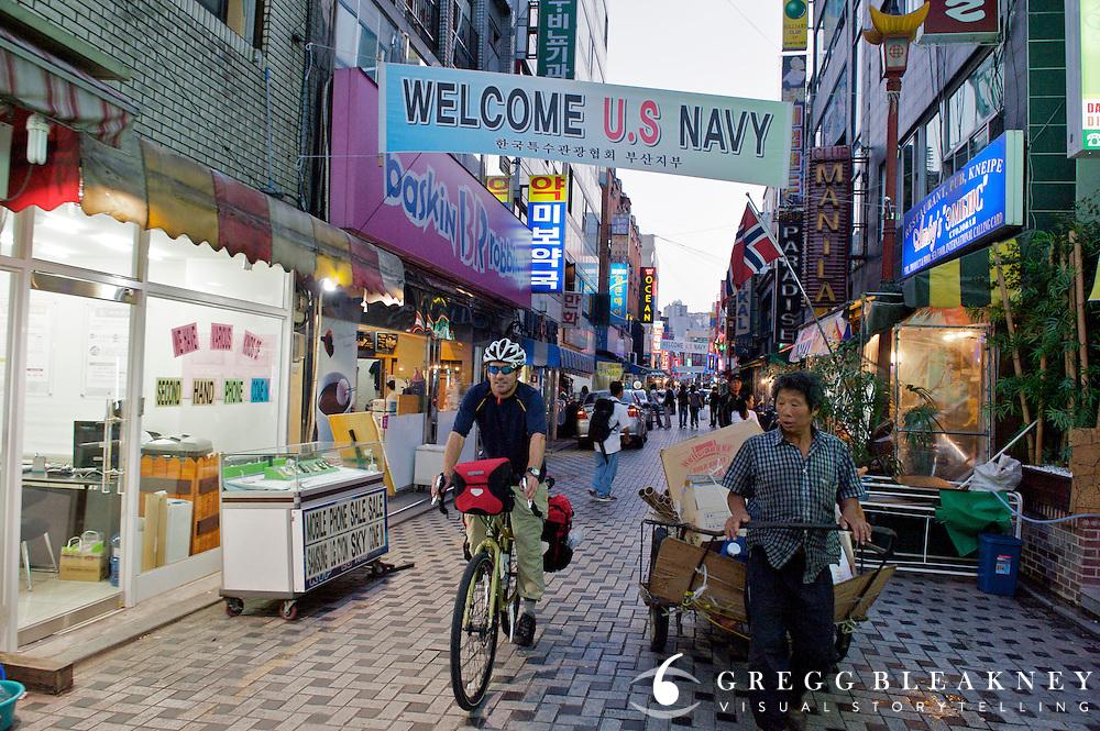 Red Light District, Busan, South Korea
