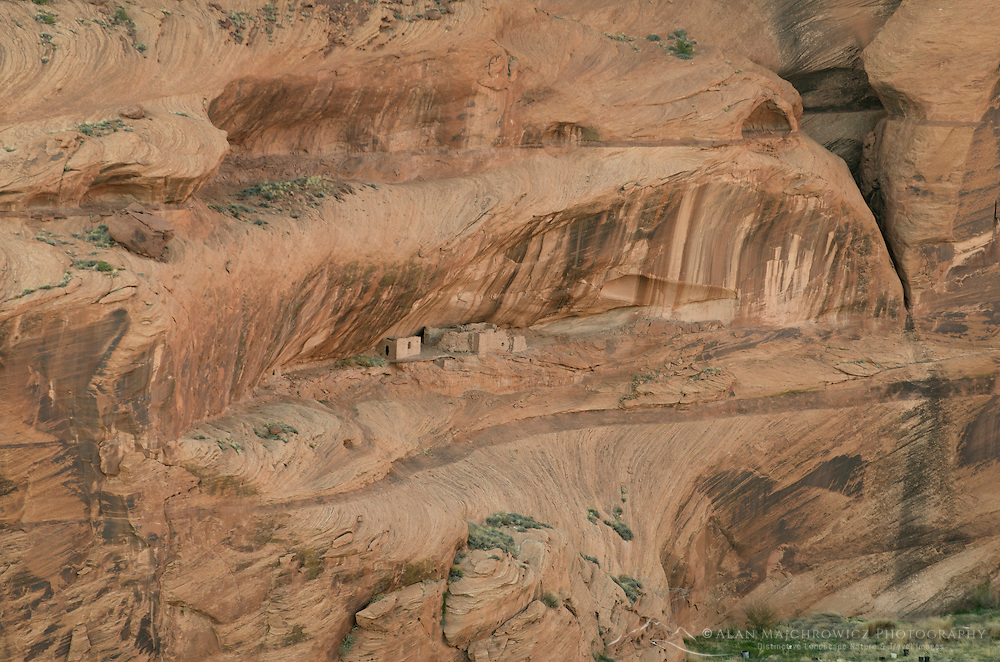 Junction Ruins, Canyon de Chelly National Monument, Arizona