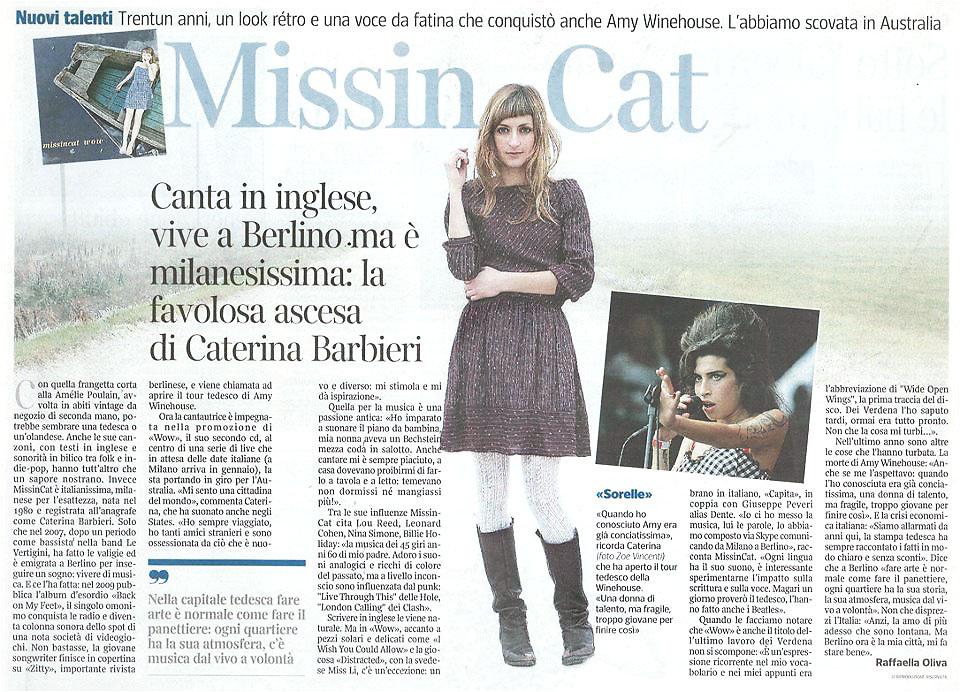 La Repubblica © Zoe Vincenti 2011