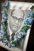 Dr. Bhimrao Ramji Ambedkar, (14 April 1891 &ndash; 6 December 1956) India's first Minister of Law and Justice, and chairman of the committee responsible to draft a constitution. Dr. Ambedkar was an Indian jurist, economist, politician and social reformer who inspired the Modern Buddhist Movement and campaigned against social discrimination against Dalits, women and labour.<br /> <br /> Photo by Christina Sj&ouml;gren