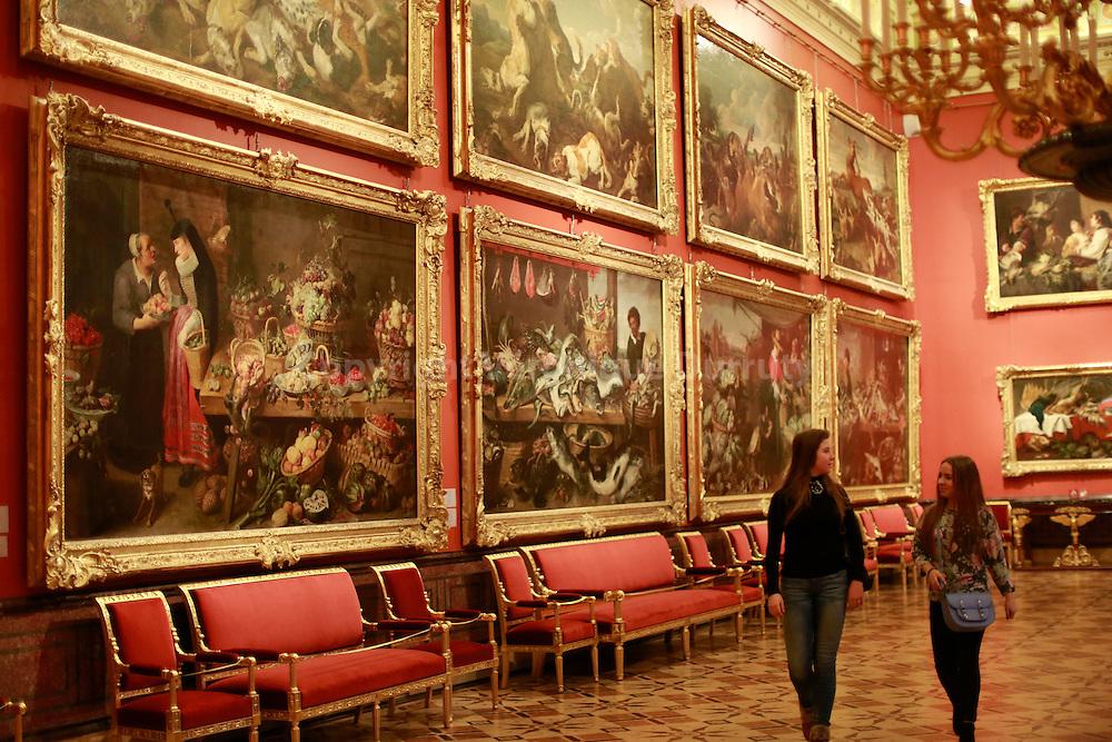 Ermitage museum, St Petersburg, Russia // Musée de  l'Ermitage, St Petersbourg, Russie