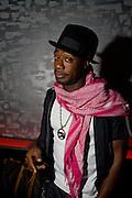 KAT BOYCE, Action Aid UK - charity fashion show - celeb update<br />Crystal Club, 78 Wells Street, London,  *** Local Caption *** -DO NOT ARCHIVE-© Copyright Photograph by Dafydd Jones. 248 Clapham Rd. London SW9 0PZ. Tel 0207 820 0771. www.dafjones.com.