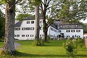 Rosenberger Gut (Adalbert-Stifter-Gedenkstätte), Lackenhäuser, Bayerischer Wald, Bayern, Deutschland | Manor Rosenberger Gut, Lackenhaeuser, Bavarian Forest, Bavaria, Germany