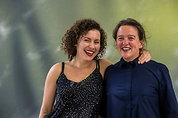 Pictured: Maria Popova and Tania Kovats<br />