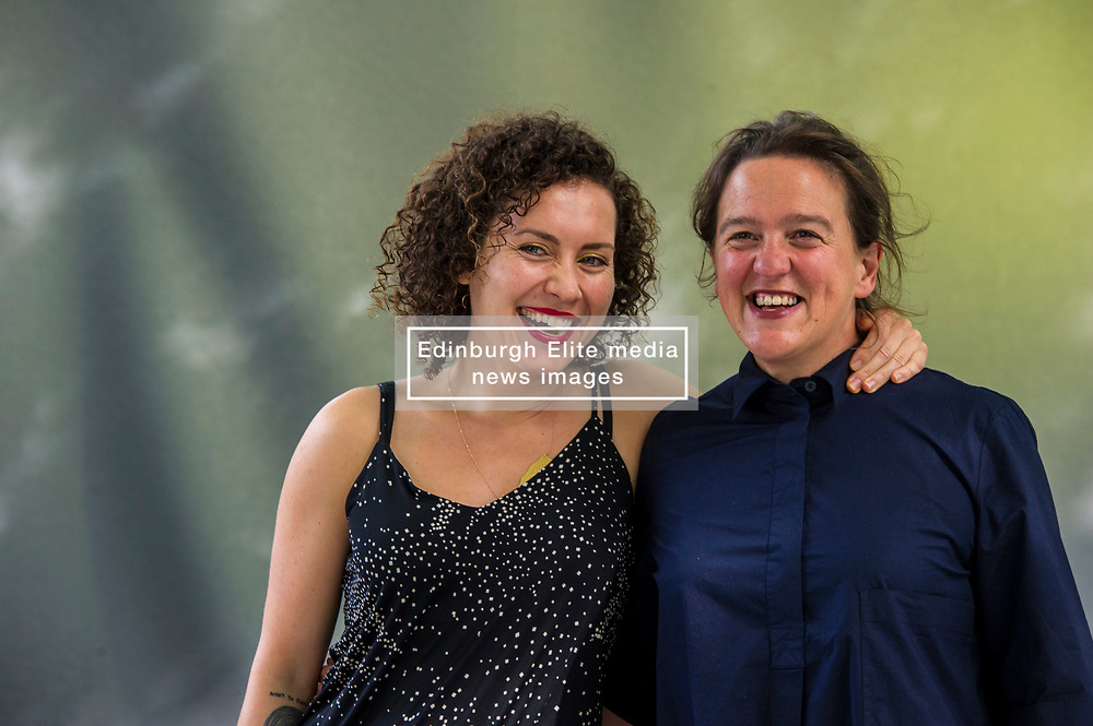 Pictured: Maria Popova and Tania Kovats<br /> <br /> Maria Popova is a Bulgarian-born writer, blogger, literary and cultural critic living in Brooklyn, New York.<br /> <br /> Born in London in 1966, Tania Kovats studied at Newcastle Polytechnic before completing her MA at the Royal College of Art, London in 1990. Following this, she exhibited at the Barclays Young Contemporaries at the Serpentine Gallery in 1991. Tania Kovats currently lives and works in London.