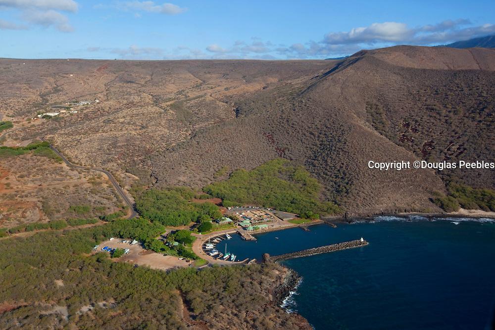 Manele Bay Harbor, Lanai, Hawaii