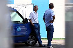 ANDREA GAZZOLI<br /> SOPRALLUOGO CURVA EST STADIO PAOLO MAZZA