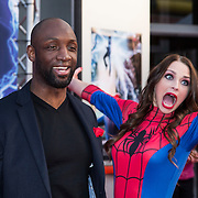 NLD/Amsterdam/20140422 - Premiere The Amazing Spiderman 2, Murth Mossel