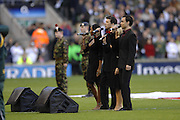 Twickenham, GREAT BRITAIN, National Anythems sung by 'Amici Forever', before the, Investec 2006 Rugby Challenge, England vs South Africa, at Twickenham Stadium, ENGLAND on Sat 25.11.2006. [Photo, Peter Spurrier/Intersport-images]