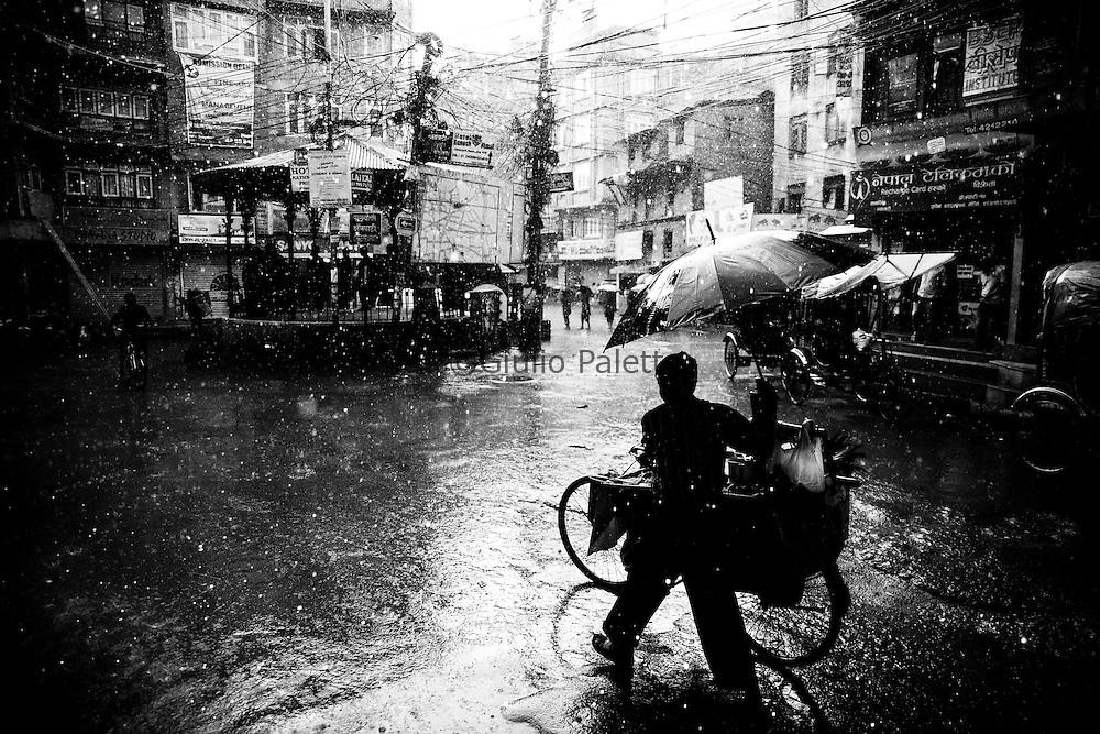 Streets of Kathmand, Nepal