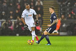 Kieran Trippier of Tottenham Hotspur in action - Mandatory by-line: Craig Thomas/JMP - 02/01/2018 - FOOTBALL - Liberty Stadium - Swansea, England - Swansea City v Tottenham Hotspur - Premier League