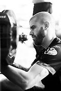 January 22-26, 2020. IMSA Weathertech Series. Rolex Daytona 24hr. Paul Miller Racing Lamborghini Huracan GT3 mechanic
