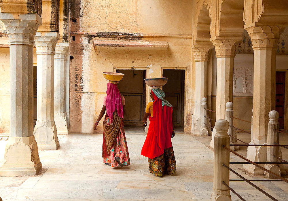 Amber Palace and Fort, Jaipur, India