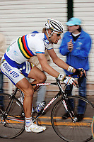 Tom BOONEN (5th) 2,3,4th places disqualified.