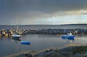 Boats, Blue Rocks Nova Scotia