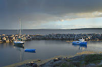 Boats, Blue Rocks Nova Scotia