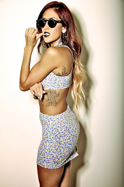 Holly Valentine from Hyper Crush Photoshoot!