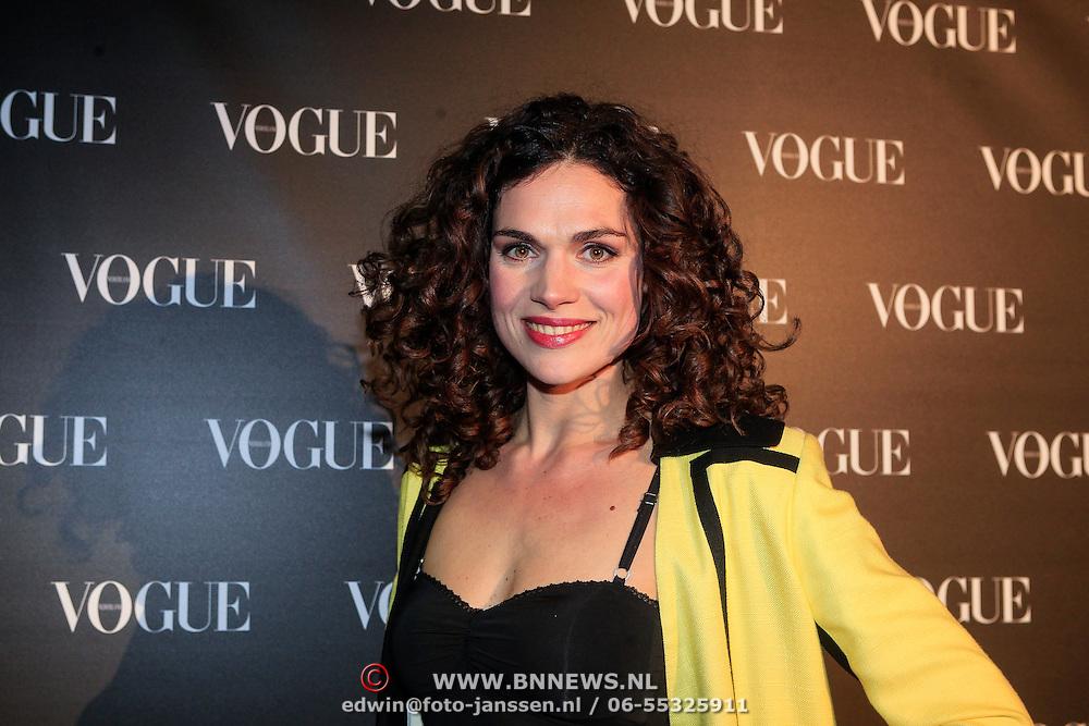 NLD/Amsterdam/20130314 - 1 jarig bestaan magazine Voque Nederland , Anna Drijver