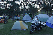 Camping at 2010 Rawhyde Adventure Rider Challenge