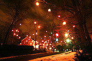 An image from the series Season's Greetings, documenting Christmas in my native North Carolina.