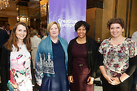 To celebrate 25 Years of MEDIA, The Creative Europe MEDIA Office Galway held the&nbsp;Creative Europe&nbsp;MEDIA Co-Production Dinner&nbsp;in Hotel Meyrick&nbsp;on Thursday the 7th of June as part of The&nbsp;Galway Film Fleadh.&nbsp;<br /> <br /> At the event was Orla Clancy - Media <br /> Eibhlin N&iacute; Mhunghaile - Media Niombo lomba - European Commission DG connect<br /> and Claudia Iudica -<br /> <br /> The networking dinner gives Fleadh goers&nbsp;privileged access to the world's leading film Financiers and a fantastic&nbsp;opportunity to network with European Producers and Film Fair Financiers. &nbsp;Creative Europe MEDIA Office Galway offers comprehensive information on the European Union's Creative Europe Programme, offering advice, support and information on Creative Europe funding support for the audiovisual industries including film, television and games.&nbsp; The regional office is also available to respond to queries by phone or email.&nbsp; In addition to providing one-to-one advice sessions and events throughout the year. &nbsp;<br /> <br /> For further information contact Eibhl&iacute;n N&iacute; Mhunghaile on 091 770728 or via email on&nbsp;eibhlin@creativeeuropeireland.eu&nbsp;<br />  Photo: Andrew Downes XPOSURE