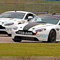 TRG Sebring testing November 2014
