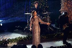November 30, 2016 - New York, NY, USA - November 30, 2016  New York City..Sarah McLachlan performing at The Rockefeller Center Christmas Tree lighting ceremony on November 30, 2016 in New York City. (Credit Image: © Callahan/Ace Pictures via ZUMA Press)