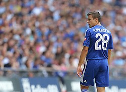 Cesar Azpilicueta of Chelsea - Mandatory byline: Paul Terry/JMP - 07966386802 - 02/08/2015 - Football - Wembley Stadium -London,England - Arsenal v Chelsea - FA Community Shield