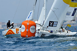 Mirsky and Pace in the semi final.Photo:Chris Davies/WMRT