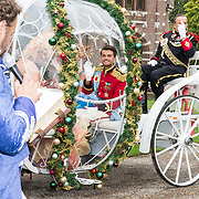 NLD/Utrecht/20180912 - Cast presentatie The Christmas Show 2018, Buddy Vedder