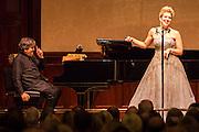 Joyce DiDonato and Antonio Pappano open Wigmore Hall's new season