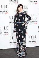 Lisa Eldridge, ELLE Style Awards 2016, Millbank London UK, 23 February 2016, Photo by Richard Goldschmidt