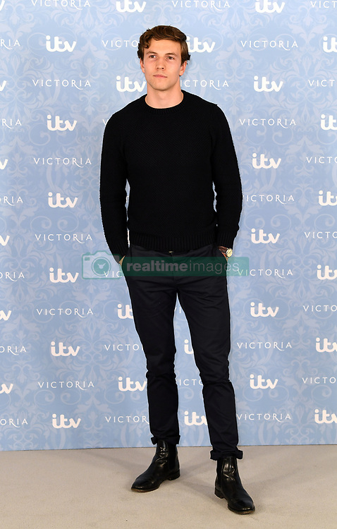 Leo Suter attending the Season 2 Premiere of ITV's Victoria held at the Ham Yard Hotel, London