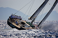 08_023448 © Sander van der Borch. Porto Cervo,  2 September 2008. Maxi Yacht Rolex Cup 2008  (1/ 6 September 2008). Day 3.