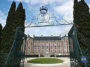 Frankrijk, France, Orvillers, 31-8-2013Het plaatselijke landhuis, chateau de Sorel.Foto: Flip Franssen/Hollandse Hoogte