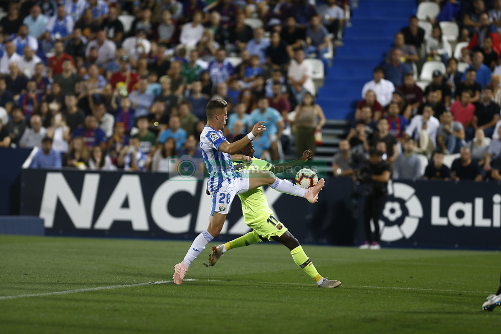صور مباراة : ليغانيس - برشلونة 2-1 ( 26-09-2018 ) 20180926-zaa-s197-083