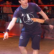 Panna wedstrijd Arena, Johnny de Mol