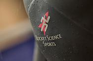 Rocket Science Sport Wetsuit. Urban Geelong 2.80.20 Triathlon. 2012 Geelong Multi Sport Festival. Eastern Beach, Geelong, Victoria, Australia. 12/02/2012. Photo By Lucas Wroe
