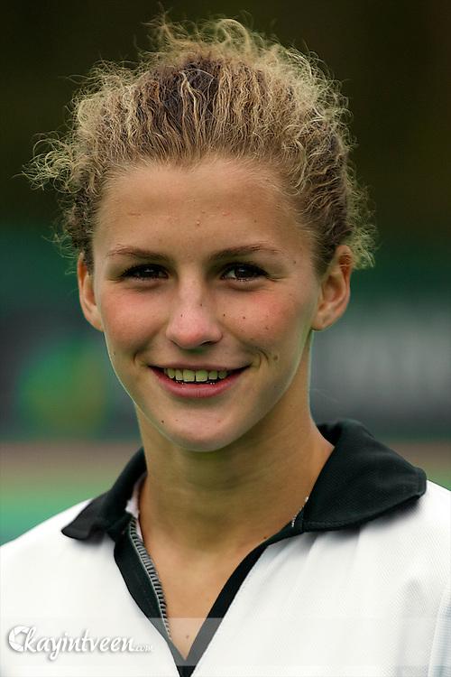 ROTTERDAM - Hockey, Portretten Rotterdam dames 1, seizoen 2011-2012, 22-09-2011, Maria Verschoor