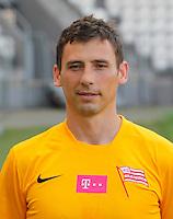 FOOTBALL POLISH EKSTRAKLASA SEASON 2014/2015<br /> Cracovia Krakow<br /> N/Z Krzysztof Pilarz