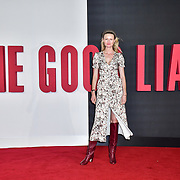 Candice Lake Arrivers at World Premiere of The Good Liar on 28 October 2019, at the BFI Southbank, London, UK.